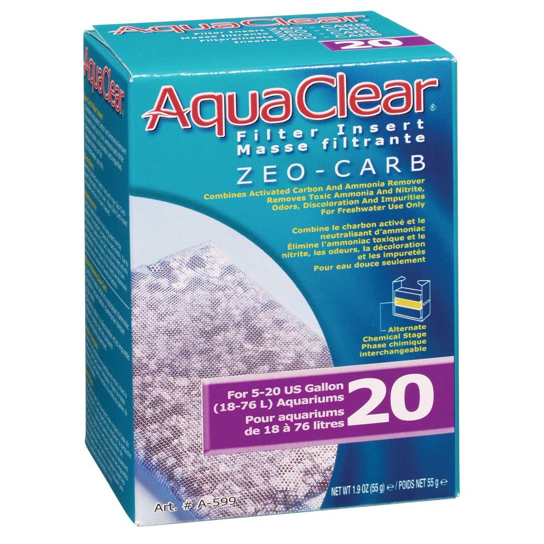 AquaClear 20 Zeo-Carb