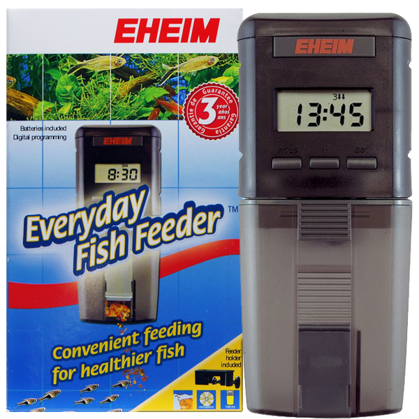 Eheim automatic fish feeder 7206863518 qu bec for Betta fish feeder